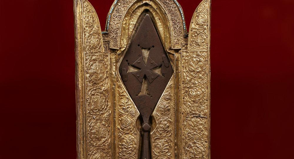 Սուրբ Գեղարդը երկրպագության է դրվել Մայր Տաճարում
