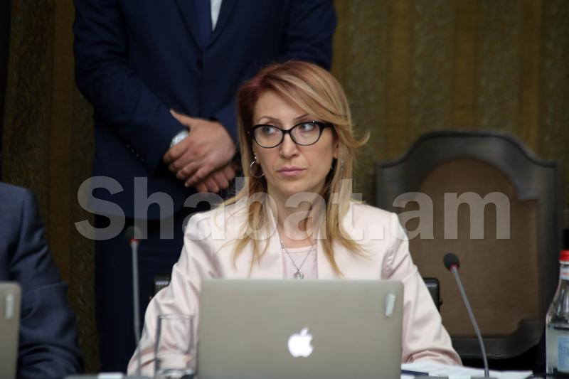 Մանե Թանդիլյանն անընդունելի է համարում բյուջեի կատարողականի քննարկմանը զուգահեռ ԱԺ արտահերթ նիստի անցկացումը