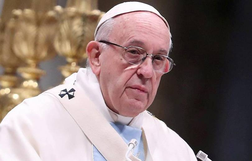 Հռոմի պապն աղոթում է ԻՊ-ի կողմից սպանված հայ կաթոլիկ քահանաների համար