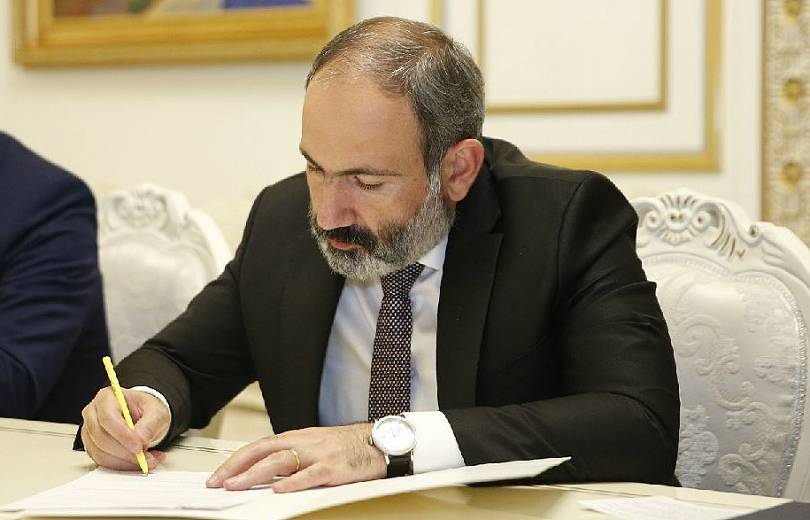Պաշտոնից ազատում՝ վարչապետի որոշմամբ