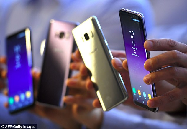 Samsung ընկերությունը հունվարին կներկայացնի նոր Galaxy S9 և S9+ սմարթֆոնները