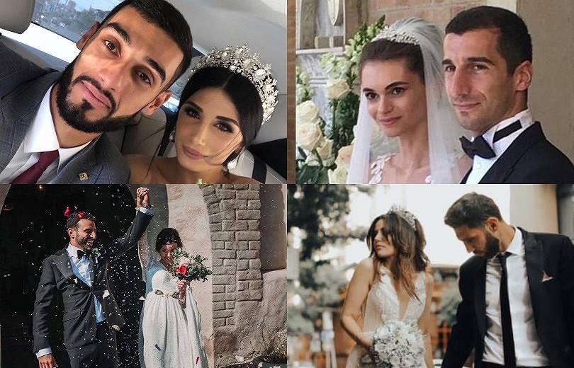 ՀՀ հավաքականի ֆուտբոլիստներ, որոնք ամռանն ամուսնացան (լուսանկարներ). Armtimes.com