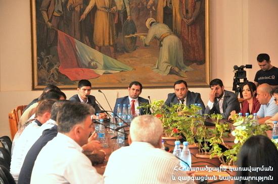 Նարեկ Ղահրամանյանը շնորհակալություն է հայտնել ՀՀ վարչապետին Կապան համայնքի ղեկավարի ժամանակավոր պաշտոնակատարի պաշտոնը իրեն վստահելու համար