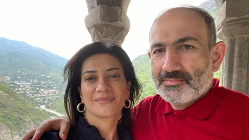 Աննա Հակոբյանը Նիկոլ Փաշինյանի հետ նոր լուսանկար է հրապարակել