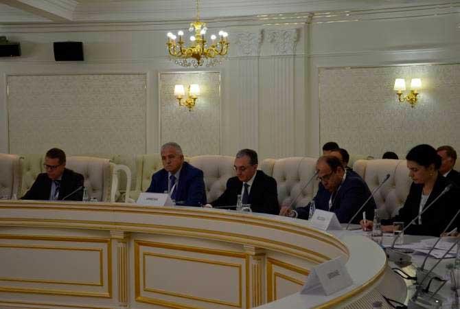 ԼՂ կարգավիճակը և անվտանգությունը Հայաստանի գերակա առաջնահերթություններն են. Զոհրաբ Մնացականյան