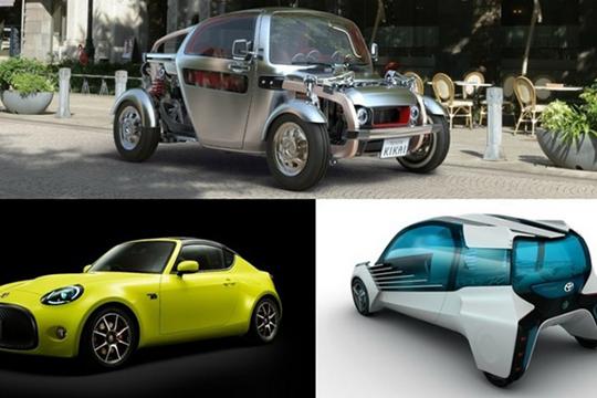 Toyota-ն «գրոհում» է Տոկիոյի ավտոսրահը միանգամից 3 կոնցեպտներով