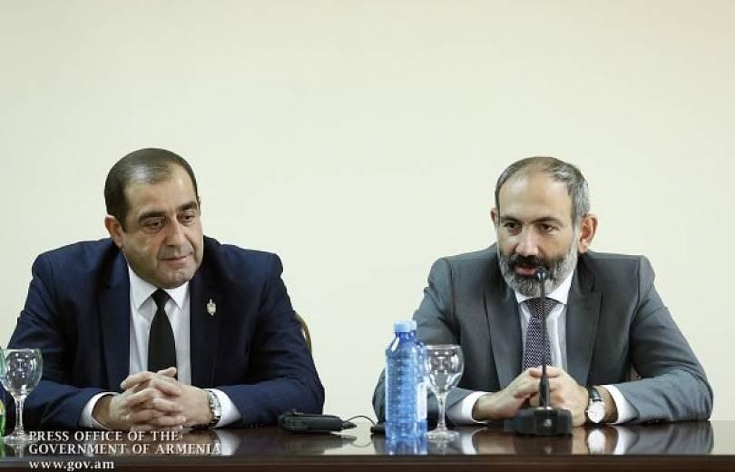 Հայրապետովն ազատվել է իմ որոշմամբ, բայց սեփական դիմումի համաձայն. վարչապետ