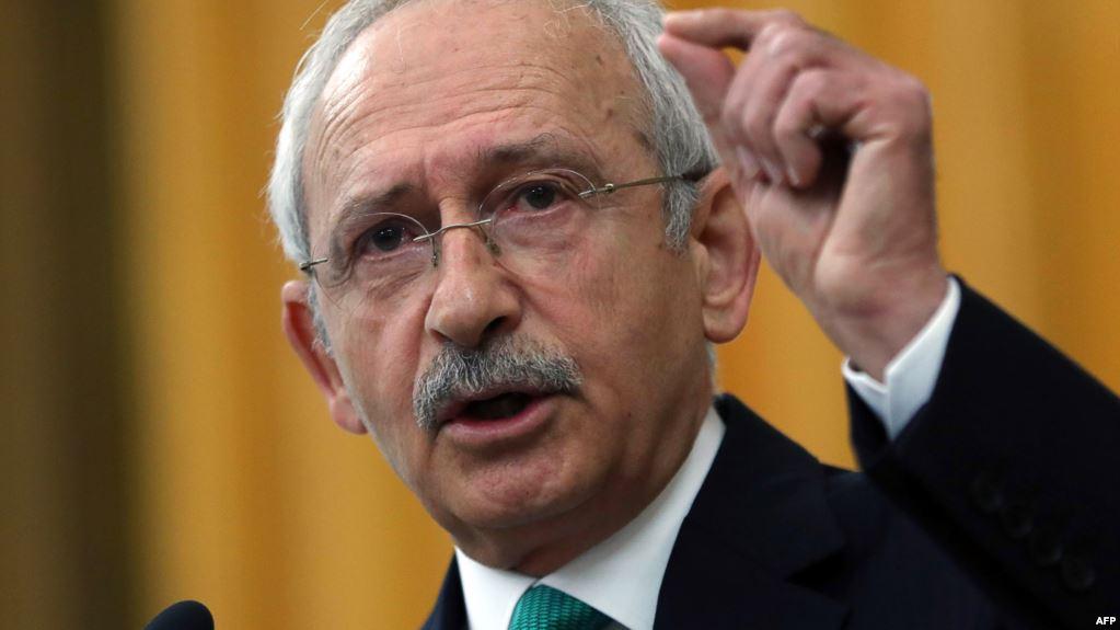 Թուրքիայում հետաքննություն է ընթանում ընդդիմության առաջնորդի նկատմամբ՝ Էրդողանի մասին ծաղրանկարը հրապարակելու համար