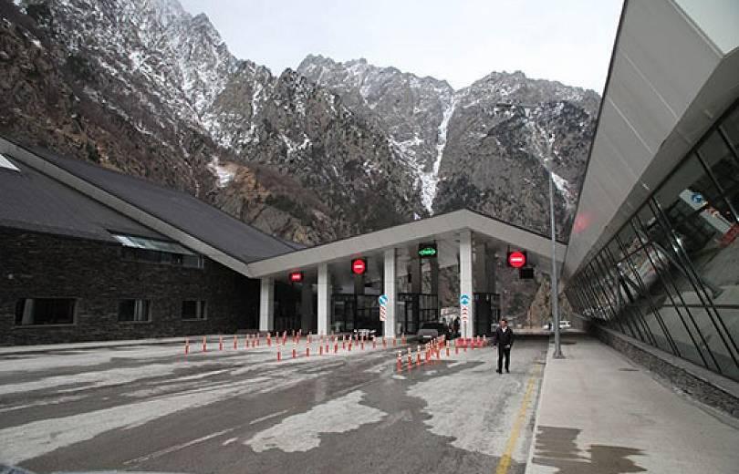 Ստեփանծմինդա-Լարս ավտոճանապարհը բաց է բոլոր տեսակի ավտոմեքենաների համար