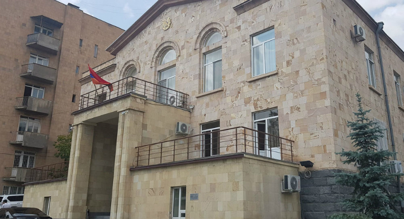 ՊՎԾ պաշտոնյա Սամվել Ադյանն ազատ արձակվեց «Կենտրոն» ՔԿՀ-ից