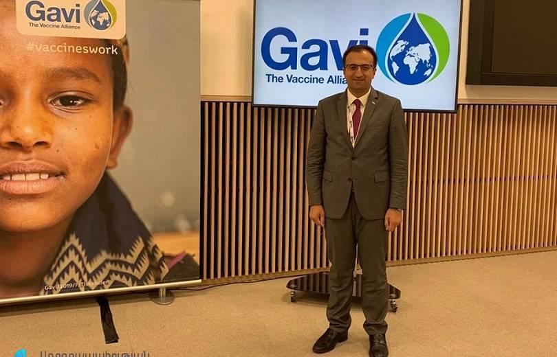 Արսեն Թորոսյանը Նյու-Դելիում մասնակցել է ԳԱՎԻ դաշինքի խորհրդի հերթական նիստին