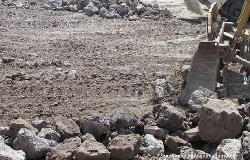 Իրականացվում են Հյուսիս-հարավի Տրանշ-4-ի Քաջարան-Ագարակ հատվածի նախագծման աշխատանքները