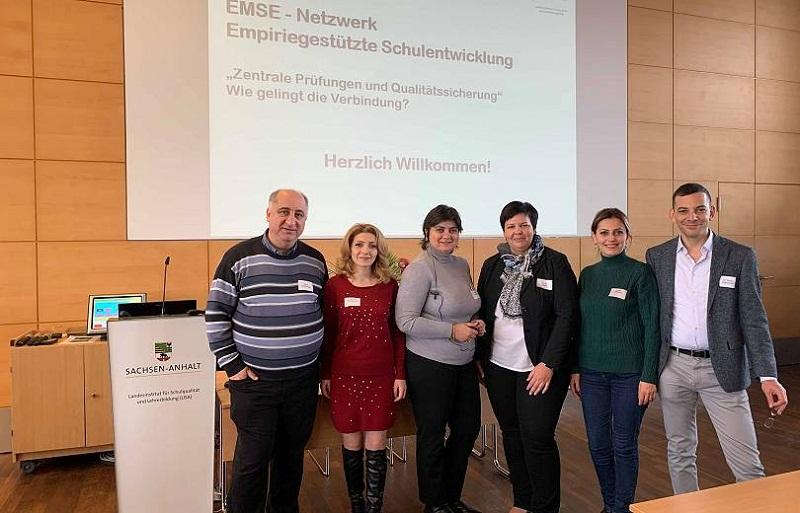 Հայաստանյան դպրոցների 11 տնօրեն, 8 ուսուցիչ և 6 հայ փորձագետ մեկնել են Գերմանիա՝ փորձի փոխանակման