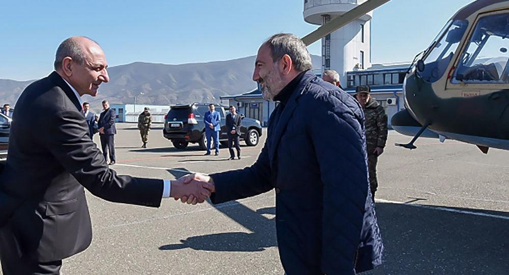 Հայաստանի ղեկավարությունը հայտնվել է, ըստ էության, փակուղային վիճակում. «168 ժամ»