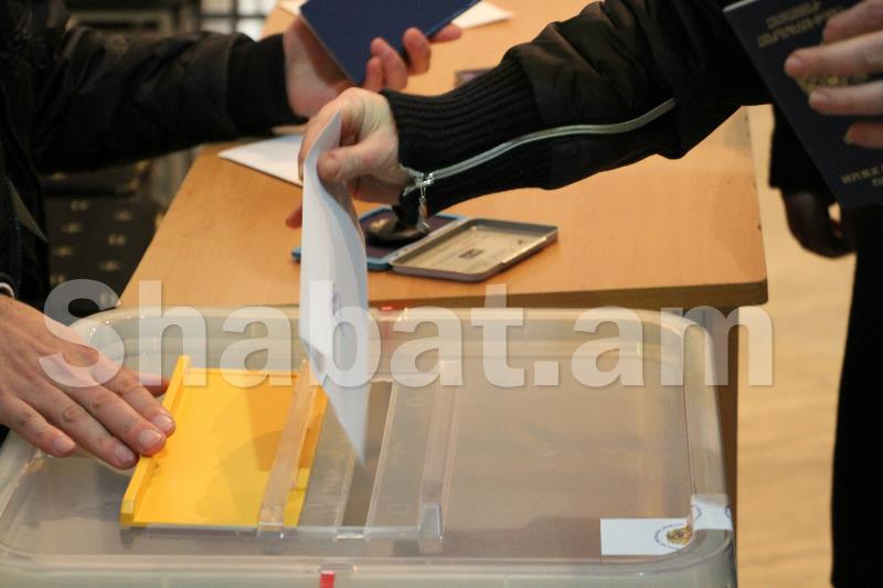 Քվեարկությանը մասնակցել է 1 մլն 260 հազար 840 քաղաքացի