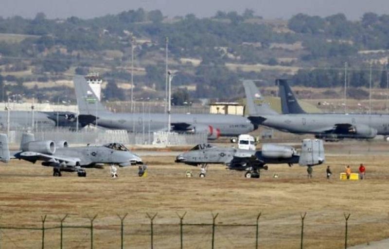 ԱՄՆ-ն արդիակացնելու է Թուրքիայում տեղակայված Ինջիրլիքի ռազմաբազան