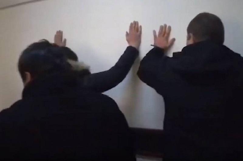 Ս. Հովհաննես եկեղեցու բակից բերման են ենթարկվել քրեական հեղինակությունը և իրեն ուղեկցող անձինք (տեսանյութ)