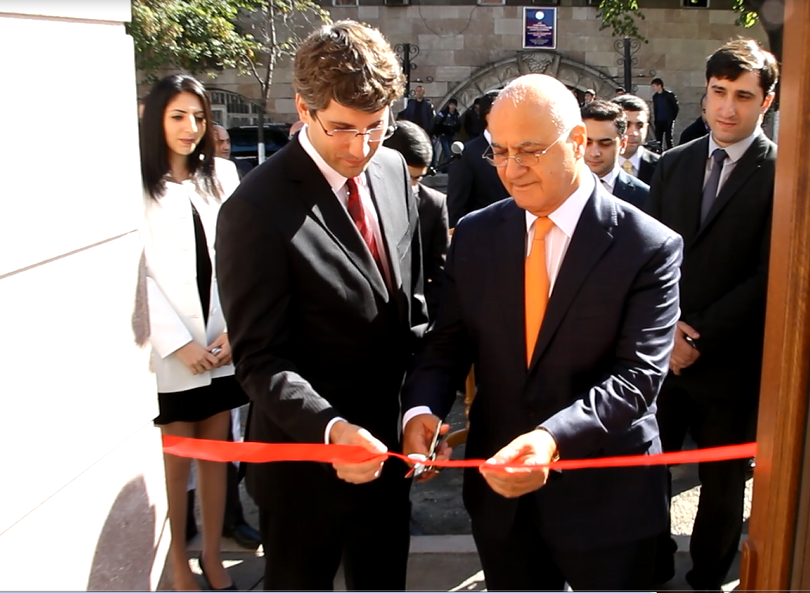 AM law firm opened its branch in Stepanakert