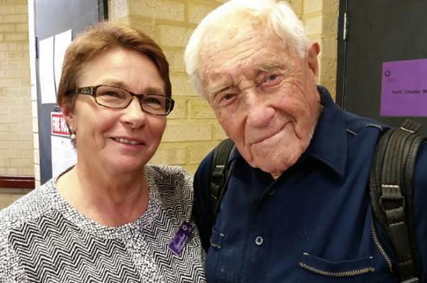 104-ամյա ավստրալացի գիտնականը մեկնում է Շվեյցարիա՝ կյանքին վերջ դնելու համար