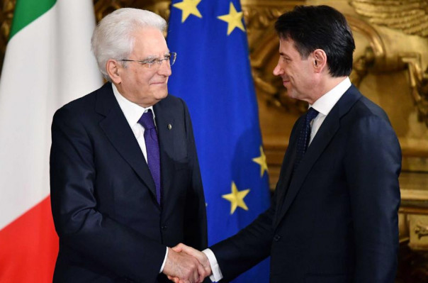 Իտալիայի նորանշանակ վարչապետն ստանձնել է պարտականություններն ու անցել նոր կառավարության ձևավորմանը