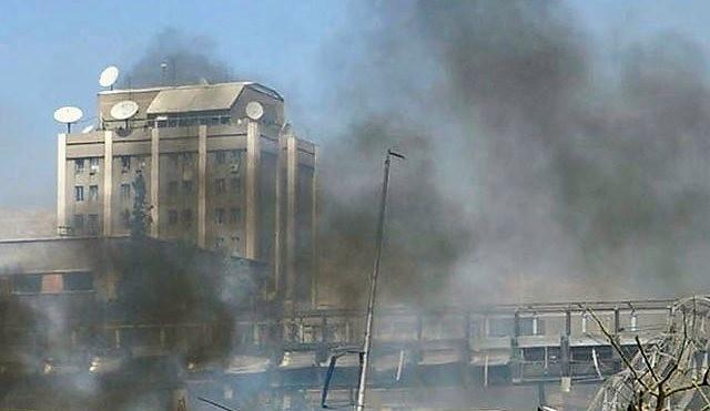 Դամասկոսում կրակ են բացել Ռուսաստանի դեսպանատան շենքի ուղղությամբ. ՌԴ ԱԳՆ