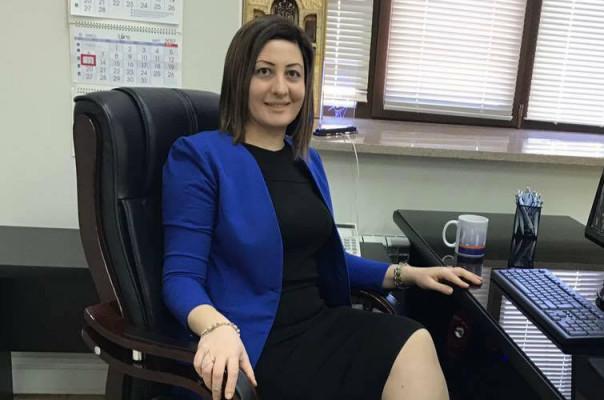 Ամալյա Եղոյանը նշանակվել է Տրանսպորտի, կապի և տեղեկատվական տեխնոլոգիաների փոխնախարար