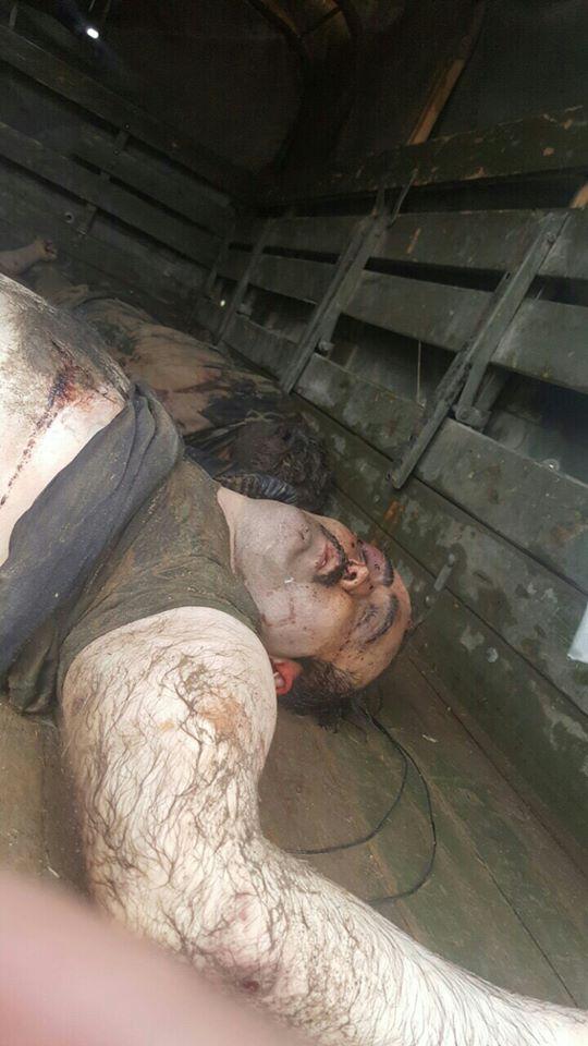 Razminfo կայքը ադրբեջանական ոչնչացված զինվորների լուսանկարներ է հրապարակել