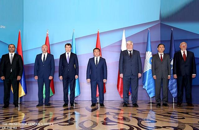 Երևանում կայացել է ԱՊՀ կոռուպցիայի հակազդման միջպետական խորհրդի նիստը