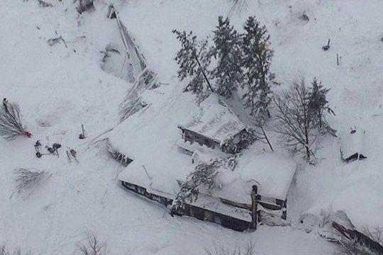 Իտալիայում ձնահյուսի հետևանքով զոհվել է 30 մարդ.Տեսանյութ