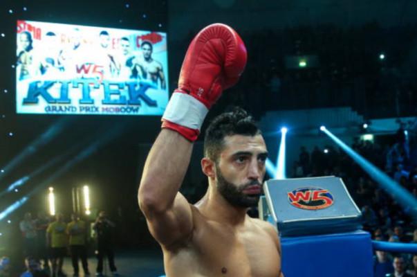 Քիքբռնցքամարտիկ Ջորջիո Պետրոսյանը հաղթել է ադրբեջանցի մրցակցին (տեսանյութ)