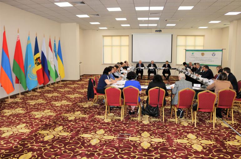 Էրիկ Գրիգորյանն ընտրվել է ԱՊՀ երկրների Միջպետական էկոլոգիական խորհրդի նախագահ