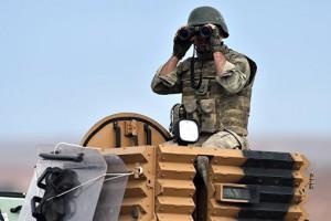Թուրքիան լրացուցիչ զրահատեխնիկա է կենտրոնացնում Սիրիայի հետ սահմանին.