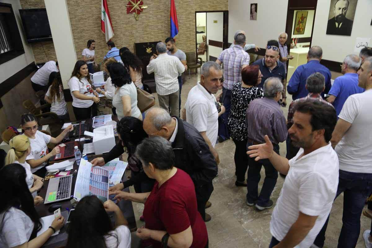 Լիբանանի խորհրդարանական ընտրություններում առաջադրված 4 հայ պատգամավորի թեկնածուից 3-ն անցել է խորհրդարան (լուսանկար)