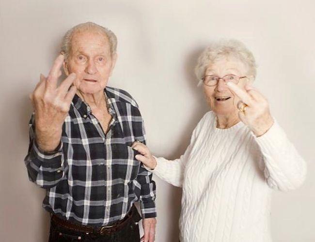 Սերը տարիքից և ծերությունից չի վախենում (ֆոտոշարք)