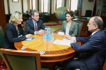 Հայաստանը պատրաստակամ է սատարել մարդասիրական բոլոր նախաձեռնություններին