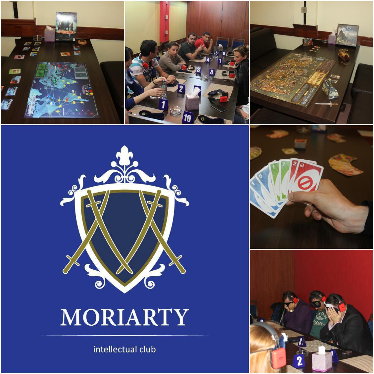 Երևանյան ժամանցը համալրվել է Moriarty ինտելեկտուալ ակումբով (լուսանկարներ)