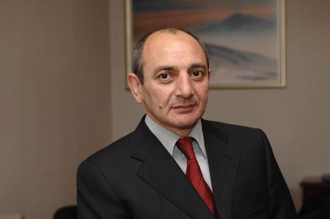 Բակո Սահակյանը ներկայացրել է բնապահպանության եւ բնական ռեսուրսների նոր նախարարին