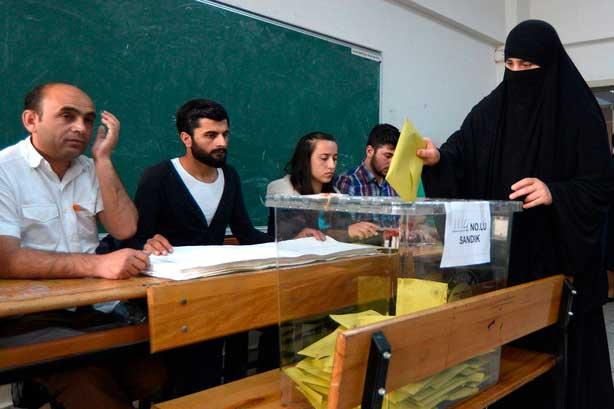 Թուրքիայում ավարտվել են ընտրությունները