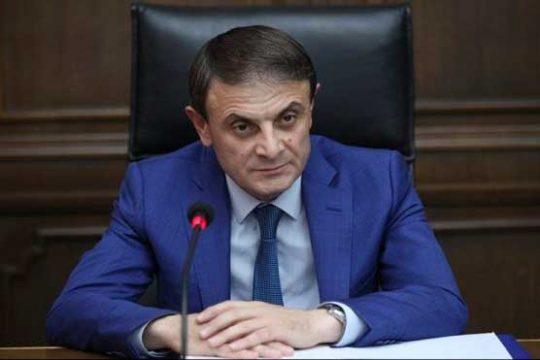 Վալերի Օսիպյանի անակնկալները. Շիրակի 18 օրվա ոստիկանապետը փոխվել է․ Aravot.am