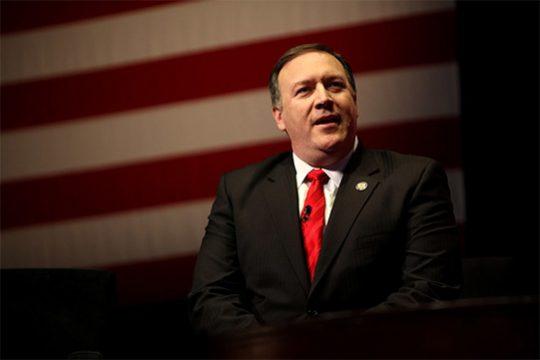 Պոմպեոն նախատեսում է «եվրաեռյակի» հետ քննարկել Իրանի հարցը