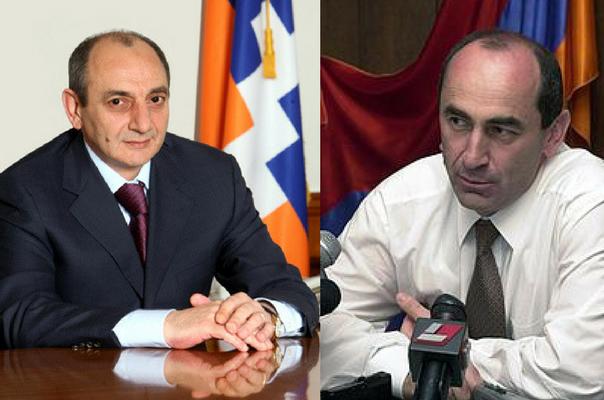 Բակո Սահակյանը և Ռոբերտ Քոչարյանը հանդիպման ժամանակ անդրադարձել են Հայաստանում ստեղծված ներքաղաքական իրավիճակին