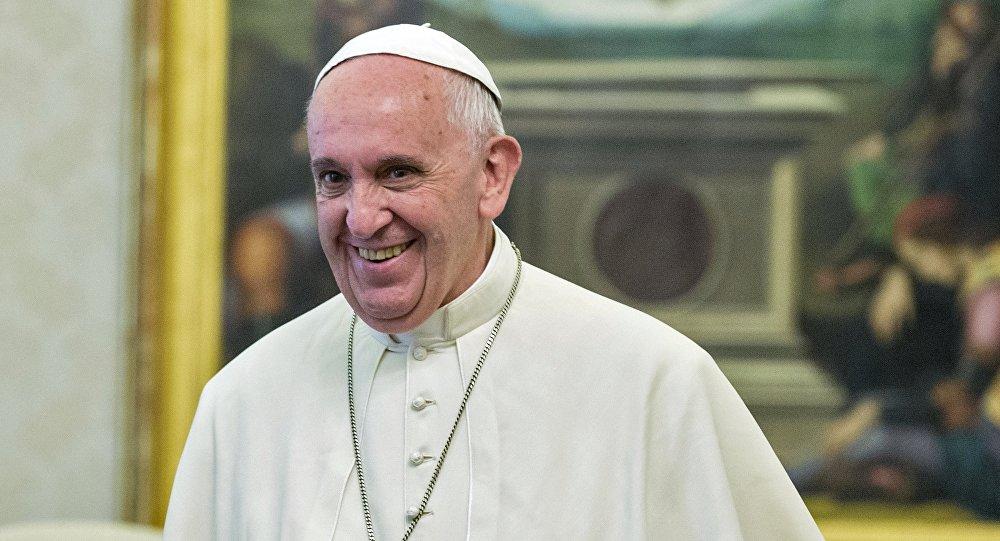 «Սեքսը աստծո պարգև է, այլ ոչ թե տաբու». Հռոմի Ֆրանցիսկոս պապ