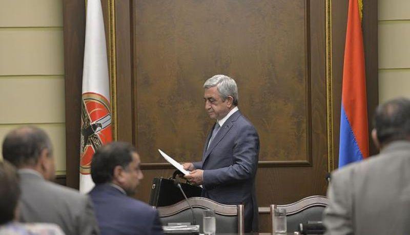 Սերժ Սարգսյանը ՀՀԿ նիստում մանրանասն ծրագրային ելույթ է ունեցել․ «Հրապարակ»