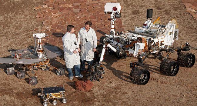 ՆԱՍԱ-ն նոր մարսագնաց կկառուցի. այն կարձակվի 2020 թվականին