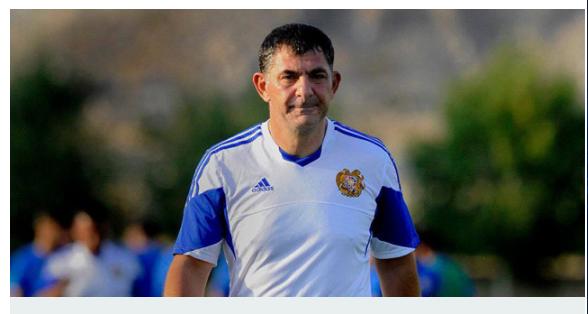 Հայաստանի Մ-19 և Մ-17 հավաքականների մարզչական շտաբերում  տեղի են ունեցել փոփոխություններ