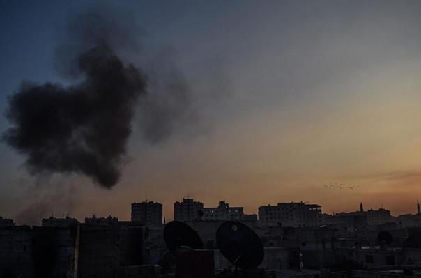 Համացանցում է հայտնվել պաղեստինցիների կողմից Իսրայելի վրա հրթիռի արձակման տեսանյութը