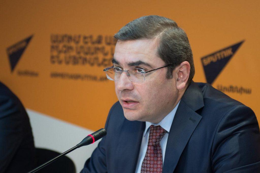 ՊԵԿ նախագահը հանդիպել է Հայաստանի ռեստորանների միության ներկայացուցիչների հետ