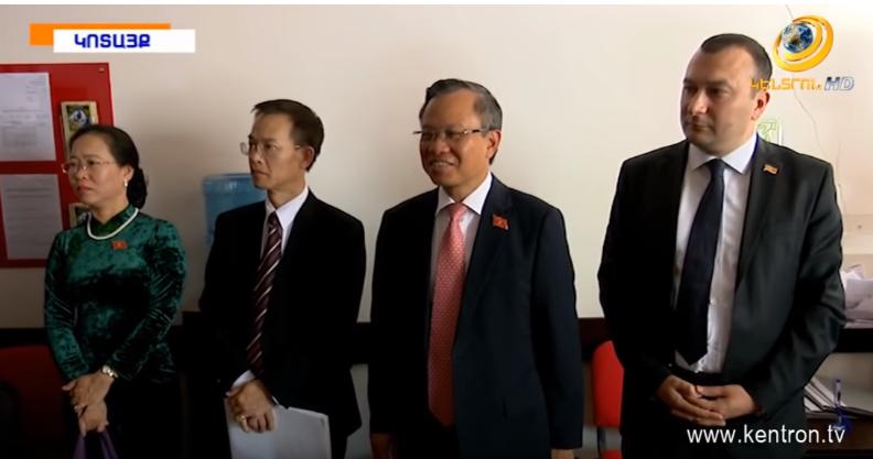 Ծառուկյանի նախաձեռնած սոցիալական բնակարանաշինության ծրագիրը ոգեշնչել է վիետնամցի պաշտոնյաներին