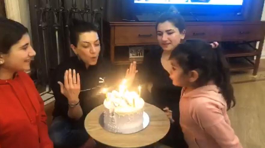 Նշում ենք Աննայի ծննդյան օրը (տեսանյութ)