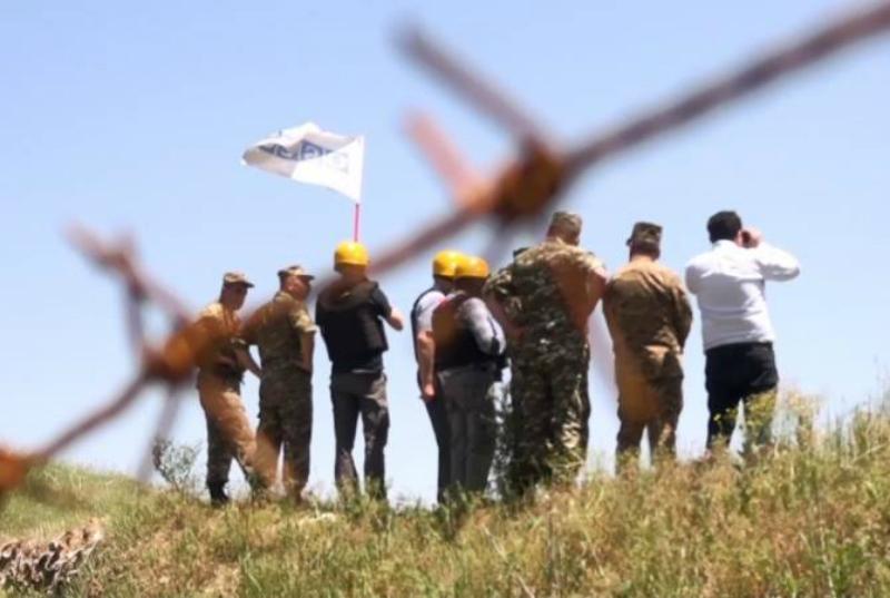 ԵԱՀԿ առաքելությունը Արցախի և Ադրբեջանի սահմանին դիտարկում կանցկացնի